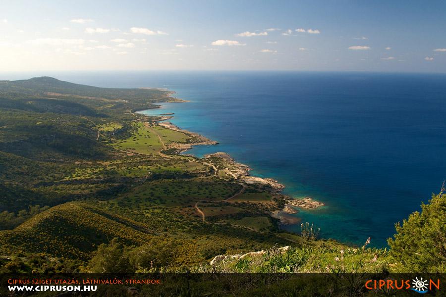 Akamas-félsziget, Ciprus