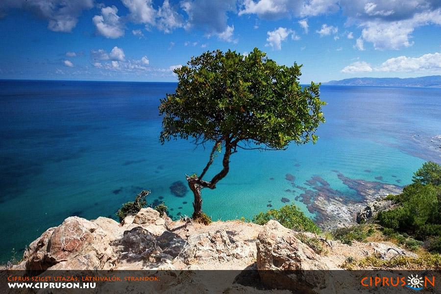 Akamas félsziget, Nyugat-Ciprus