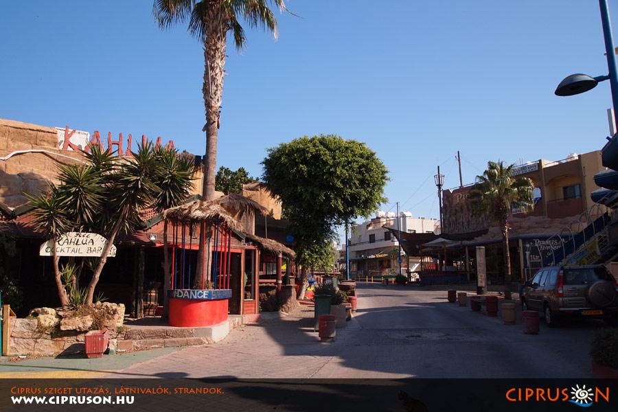 Ayia Napa, Ciprus