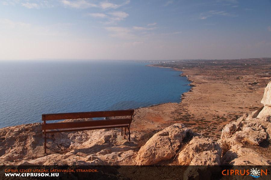 Greko fok - Cape Greco, Ciprus