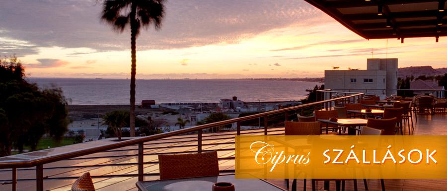 Ciprus szállodák és apartmanok, szállásfoglalás
