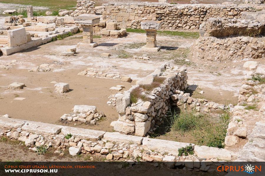 Kition, Larnaka látnivaló Ciprus