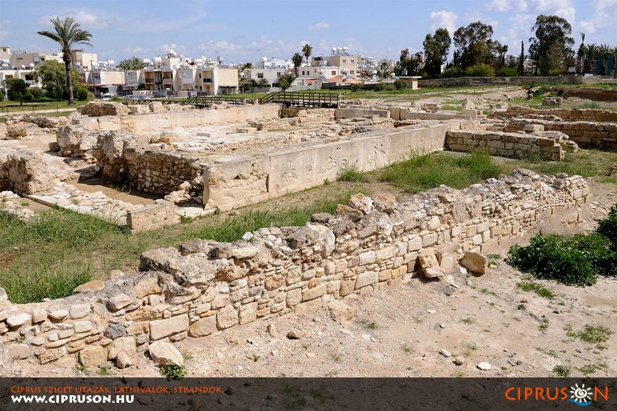 Kition, Larnaka látnivalók, Ciprus