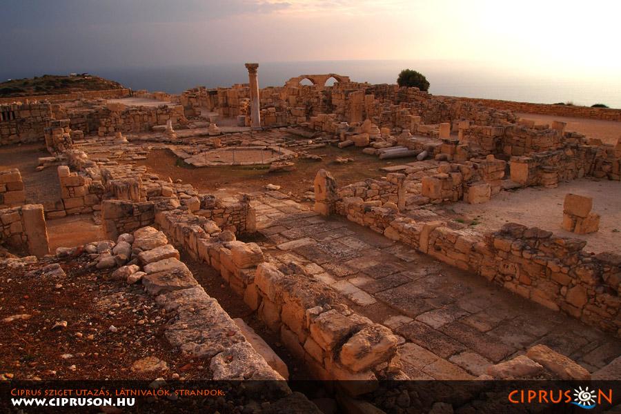Kourion, Ciprus