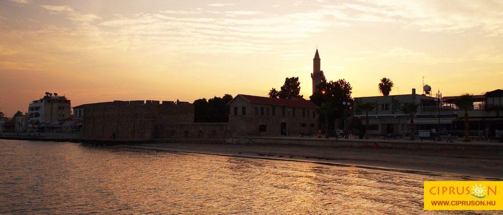 Larnakai erőd