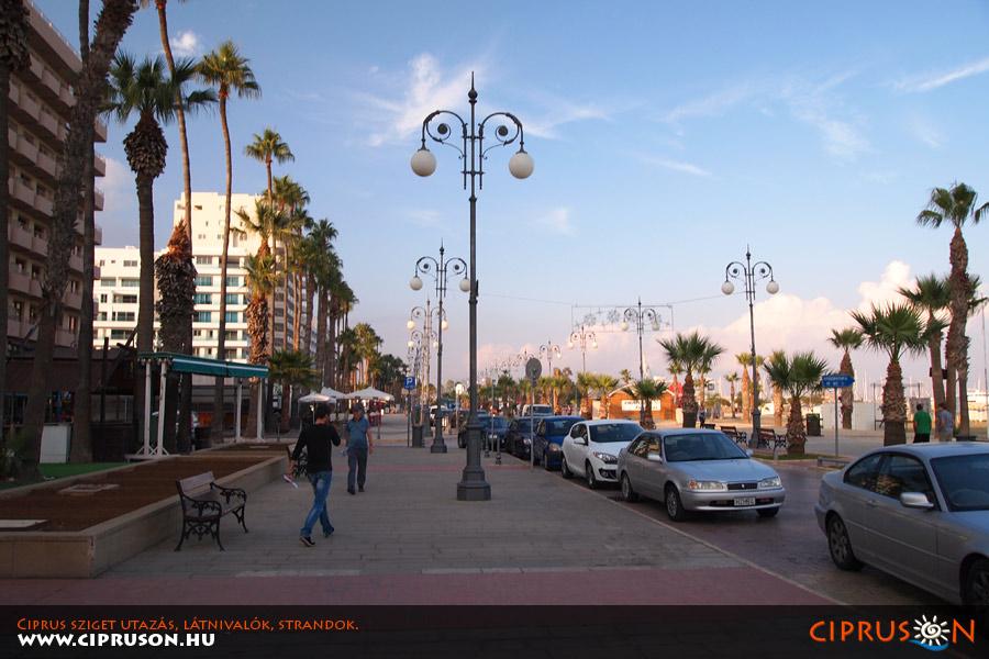 Larnaka, Ciprus