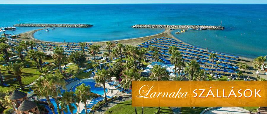 Larnaka szállások