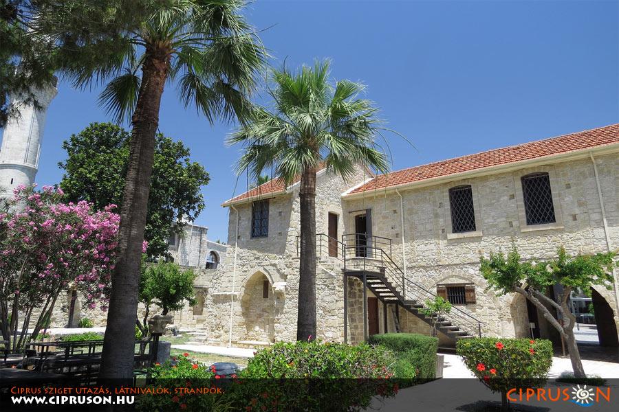 Larnakai erőd, Finikoudes