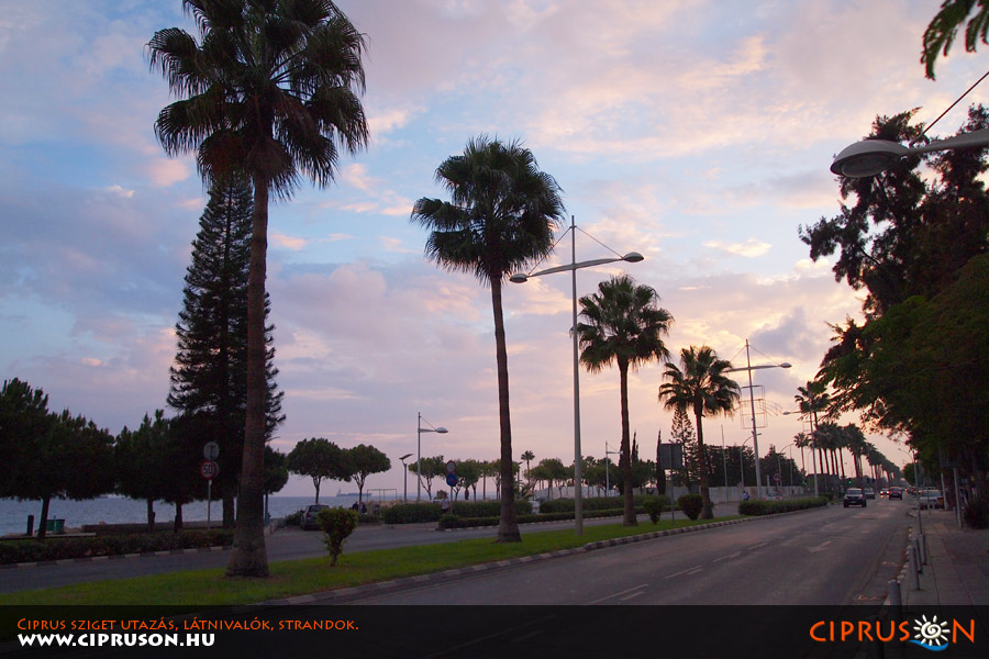 Limassol, Ciprus (Lemesos)