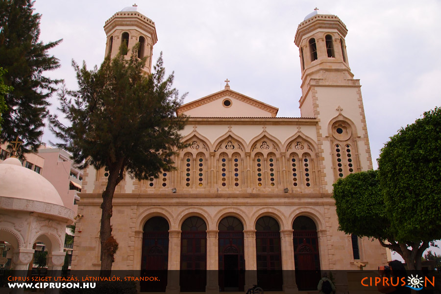 Limassol (Lemesos), Ciprus