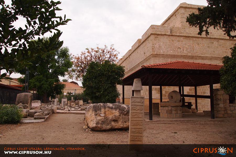 Limassoli vár, Ciprus