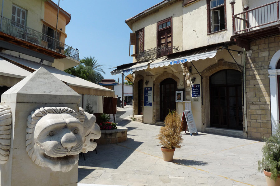 Polis, Ciprus