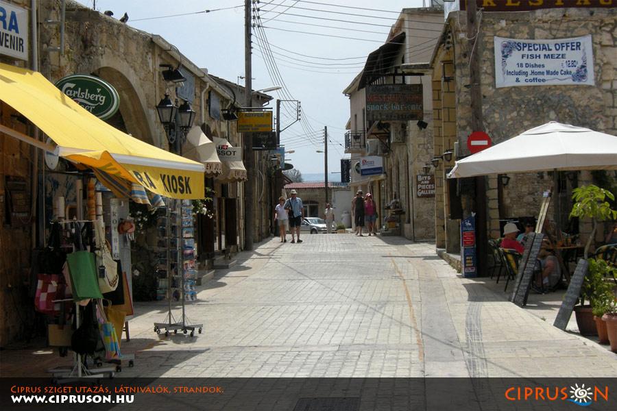 Polis, Nyugat-Ciprus
