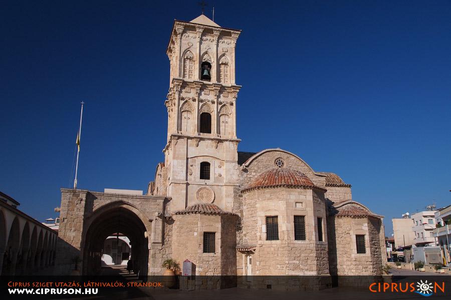 Szent Lázár templom, Larnaka, Ciprus