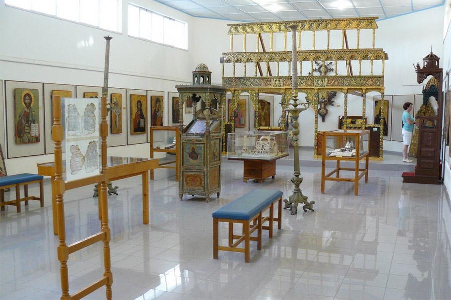 Bizánci múzeum, Páfosz Ciprus