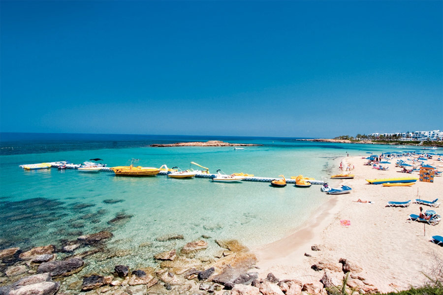 Fügefa-öböl | Fig Tree Bay, Protaras, Ciprus