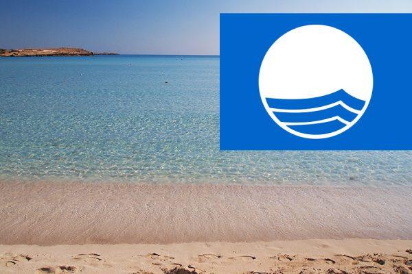 Ciprus Kék Zászlós strandjai