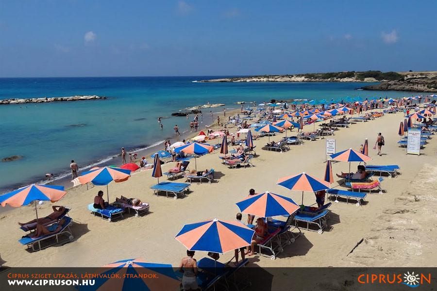 Korall-öböl, Ciprus (Coral Bay)