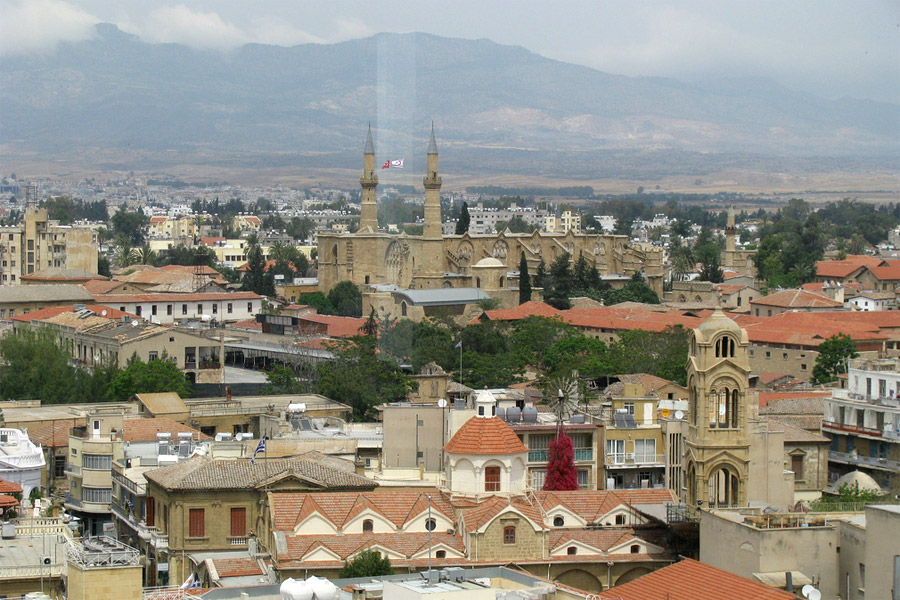 Ledra kilátó, Nicosia Ciprus