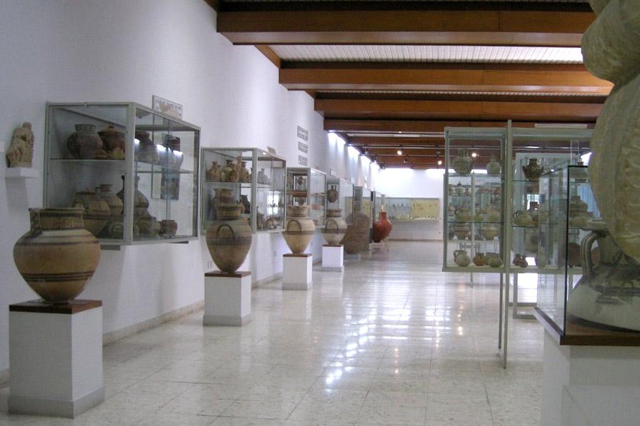Limassol régészeti múzeum