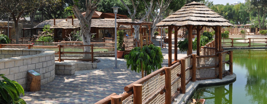 Ciprus állatkert, Limassol