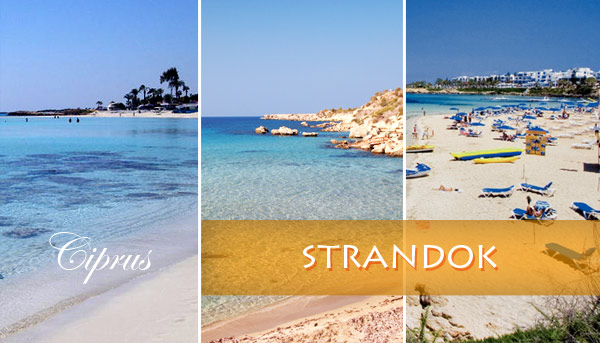 Ciprus legjobb strandjai
