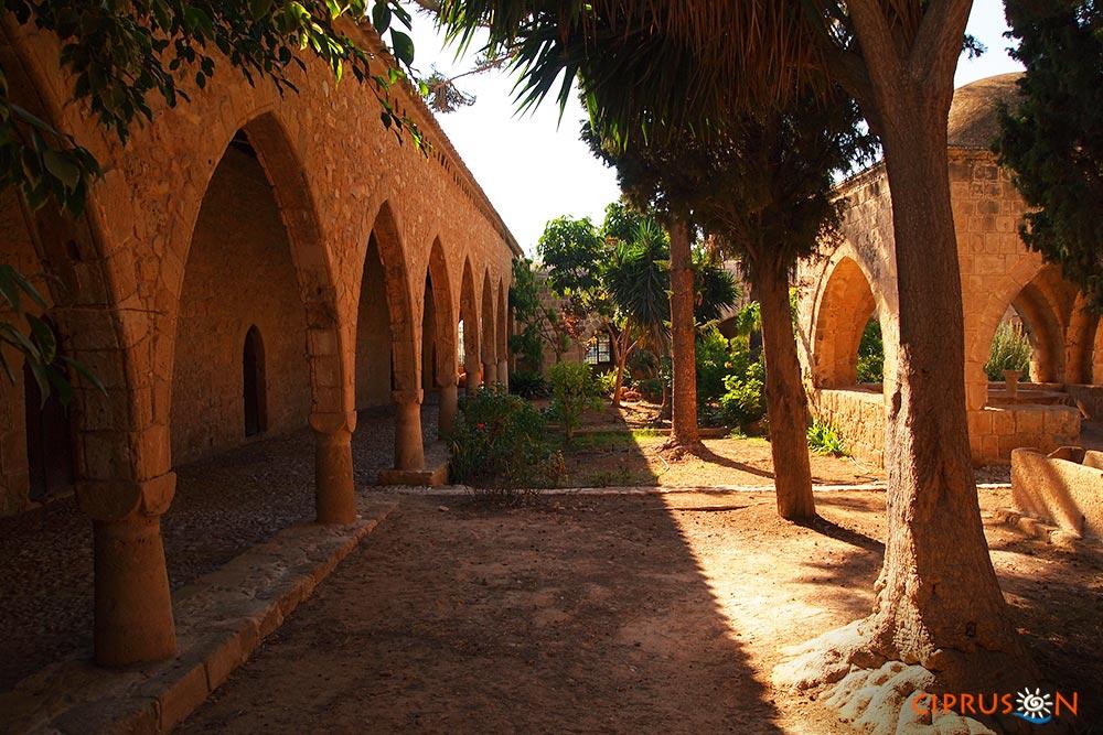 Agia Napa kolostora