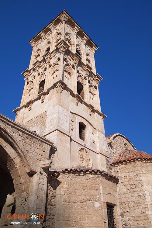 Agios Lazaros templom Larnaka