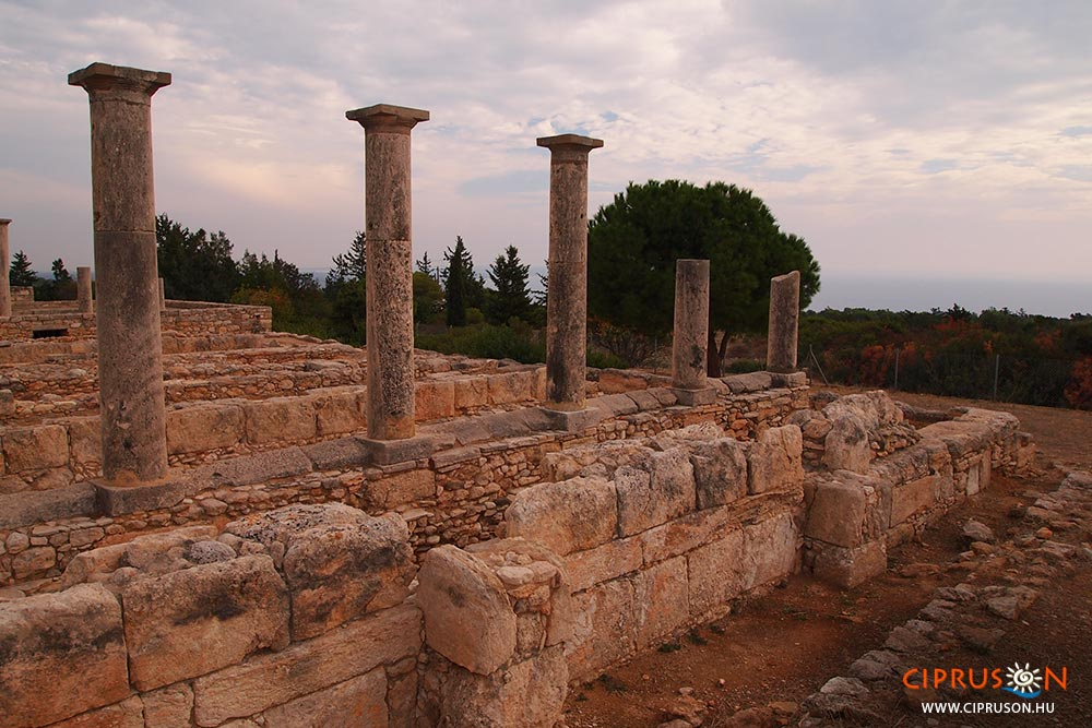 Apollo szentély, Ciprus ókori látnivalói