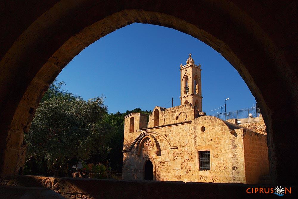 Az Ayia Napa (Agia Napa) legjobb látnivalói közé tartozó kolostor