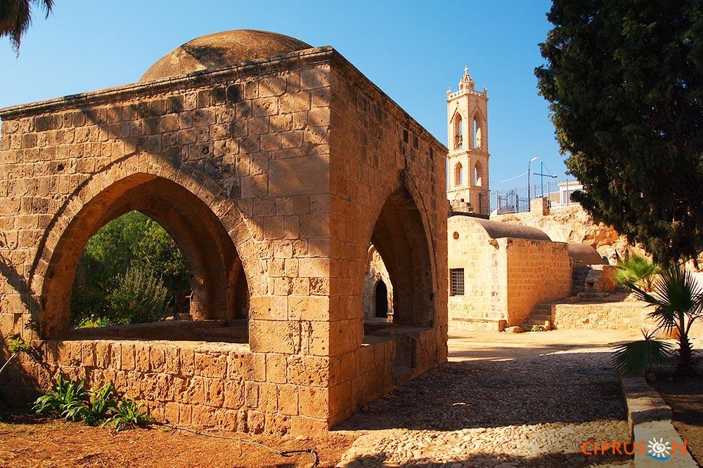 Agia Napa kolostora, az egyik legszebb látnivaló Cipruson