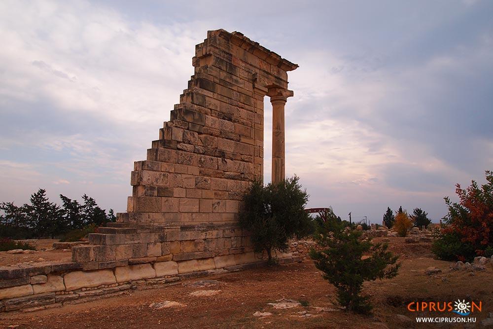Apollo szentélye, Ciprus legszebb látnivalói