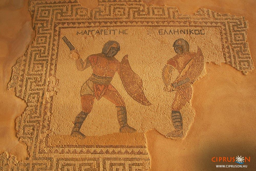 Ciprus legszebb mozaikjai