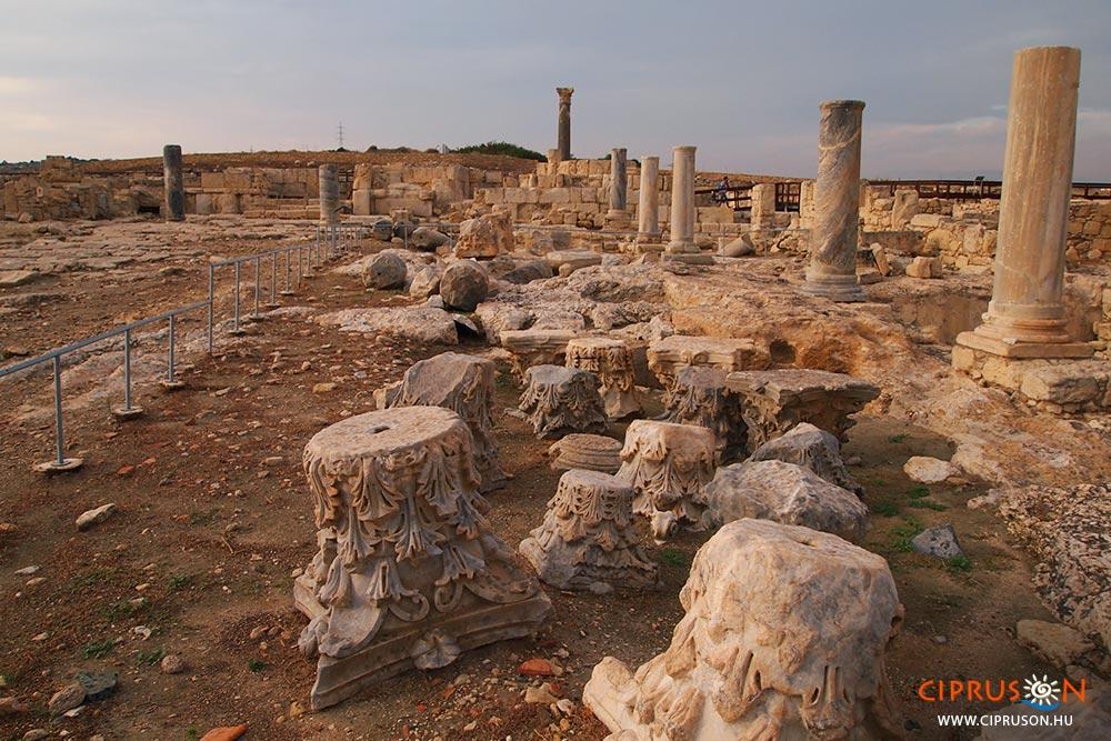 Kourion Ciprus legszebb látnivalói közé tartozik