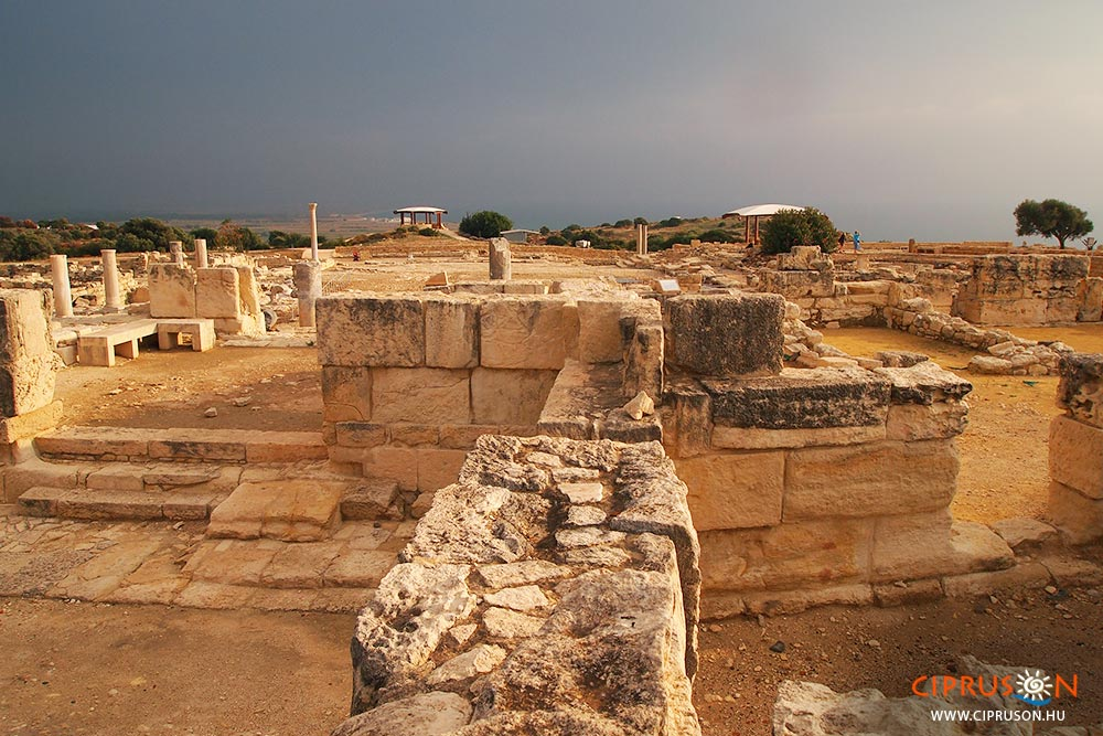 Kourion, Ciprus legszebb látnivalói