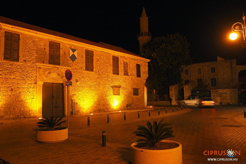 A larnakai vár, Larnaka legjobb látnivalói