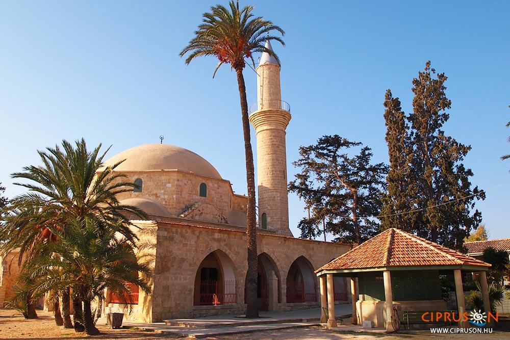 Larnaka legjobb látnivalói, a mecset