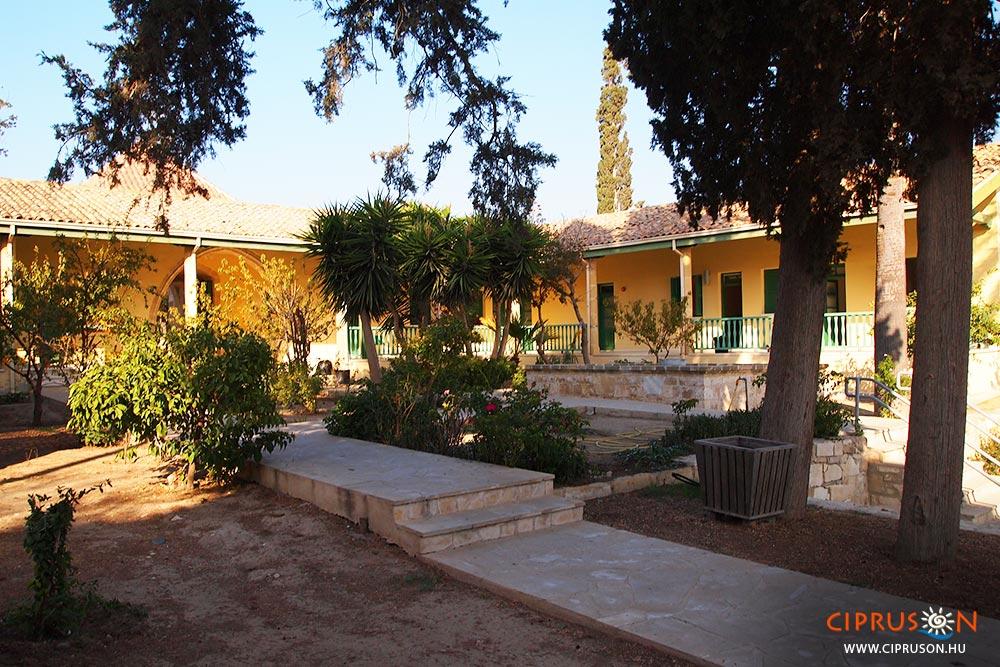 Hala Sultan Tekke mosque, Larnaca