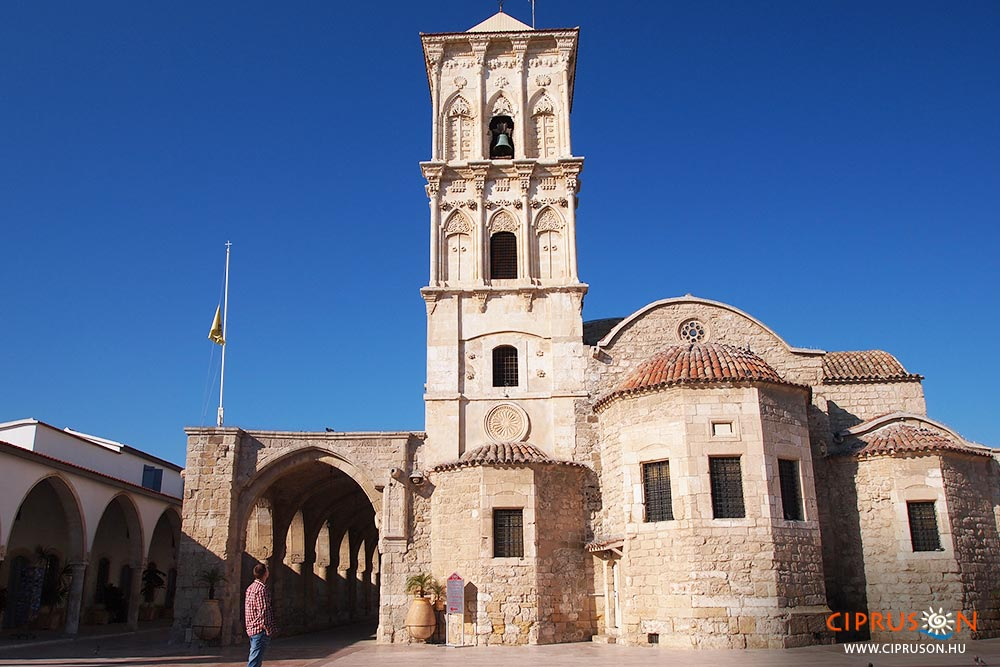 Szent Lázár templom, Larnaka
