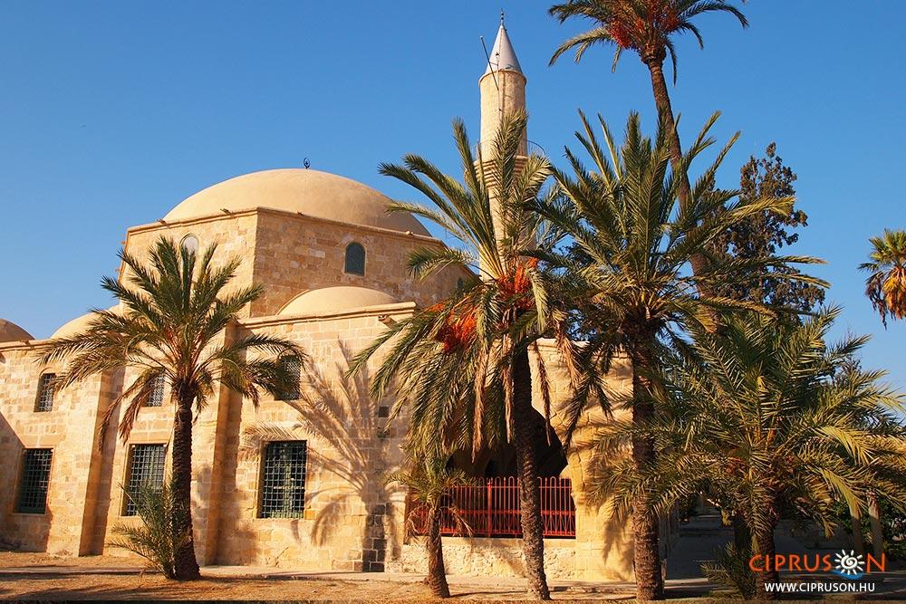 Hala Sultan Tekke mecset, Larnaka legjobb látnivalói