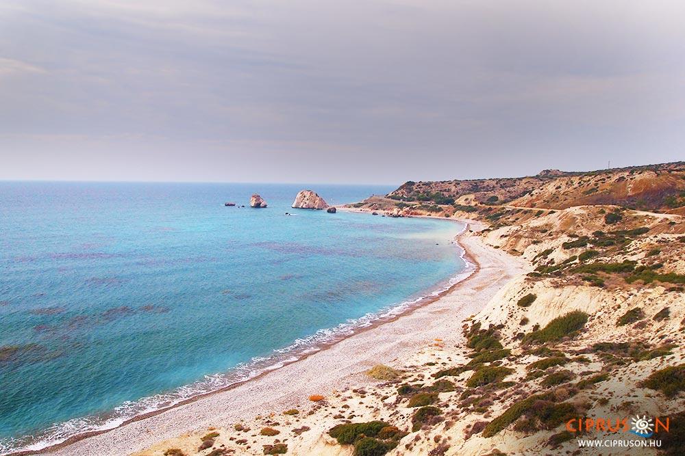 Afrodité Sziklái, Ciprus legszebb látnivalói