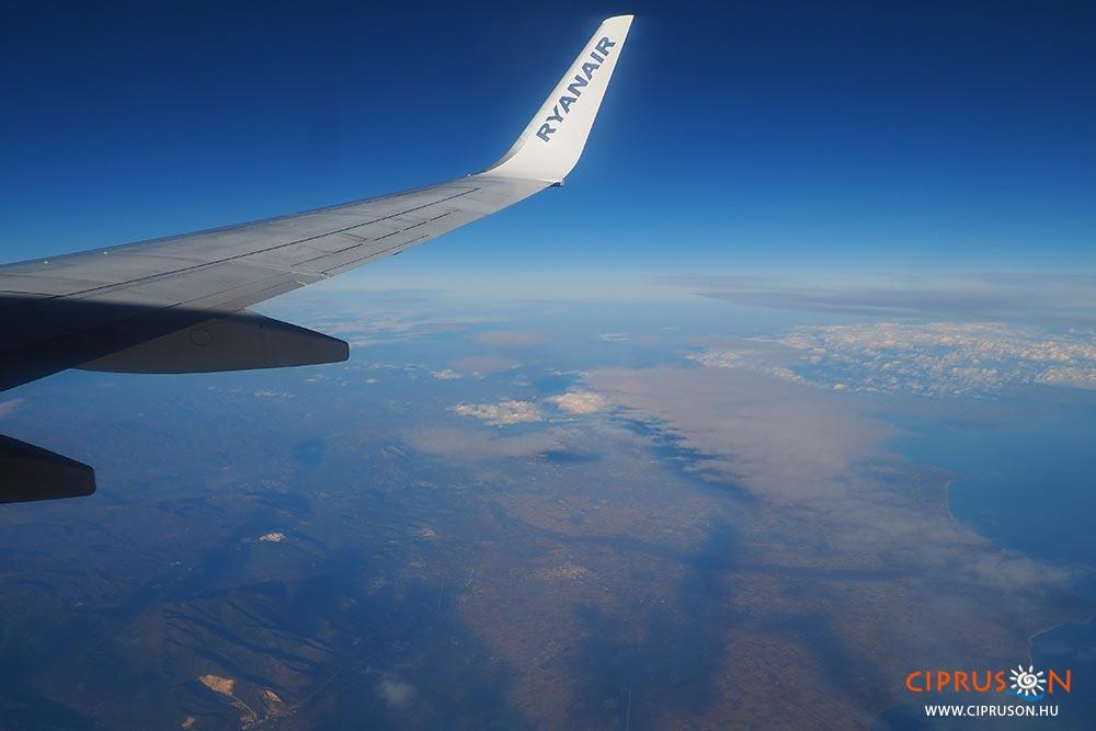 Nyaralási információk Cipruson, repülési információk és tudnivalók