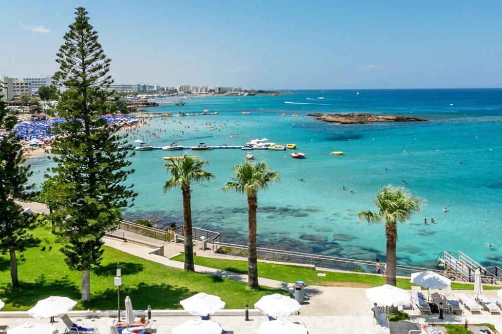 Fig Tree beach, Protaras és Ciprus legszebb strandjai