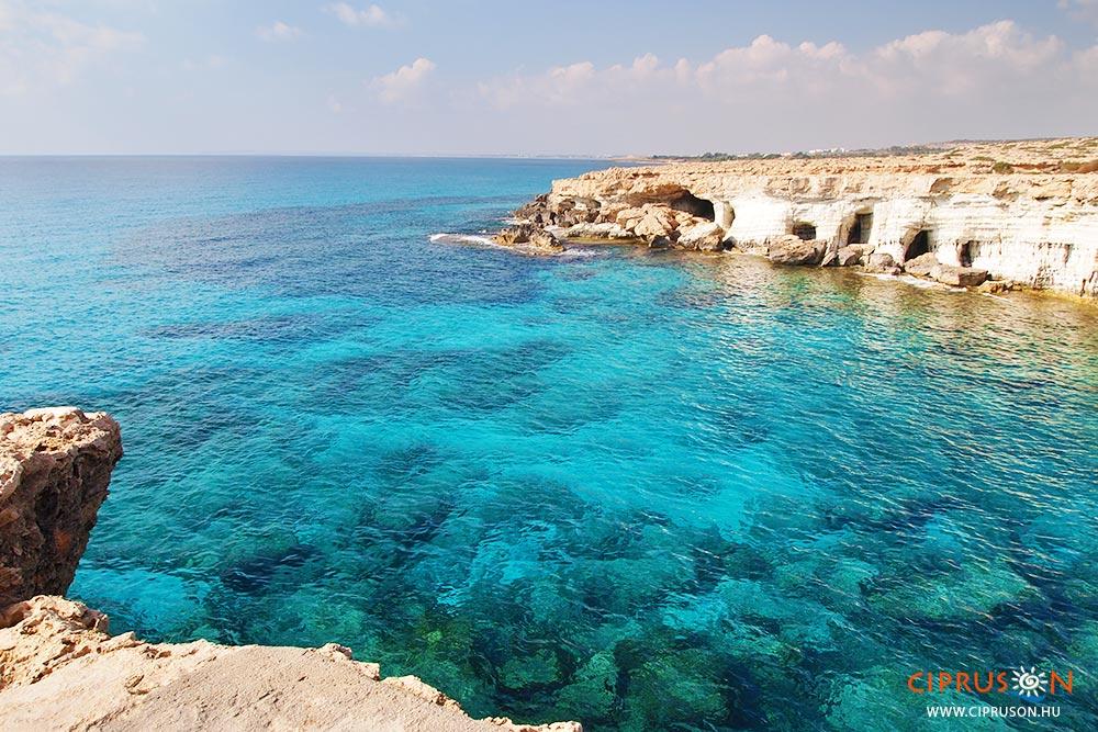 Információk Ciprus keleti részéről, nyaralásról és utazásról