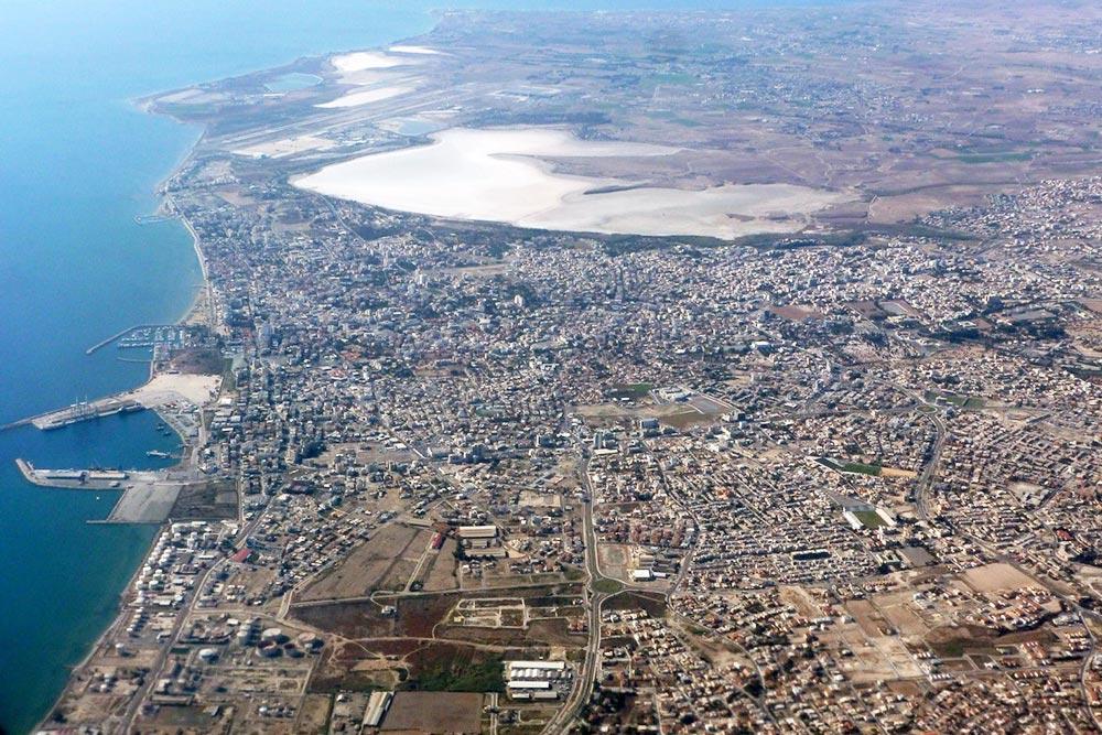 Larnaka információk nyaraláshoz és városlátogatáshoz