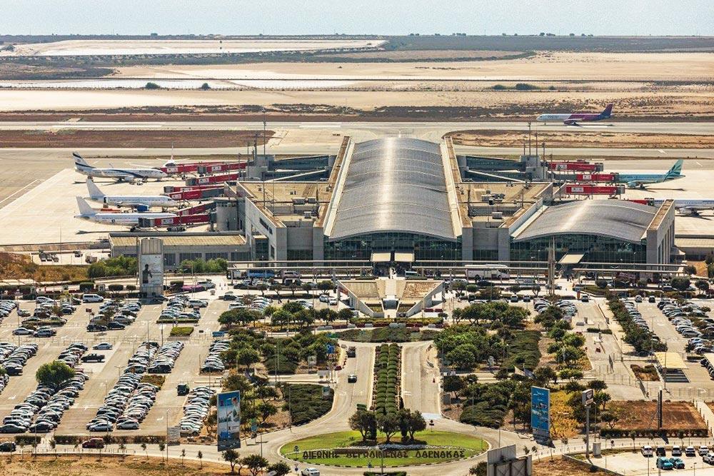 Larnaka repülőtér (Larnaca Airport), LCA