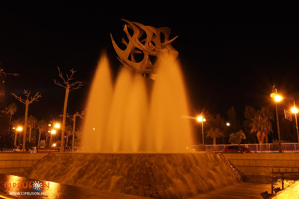 Larnaka szobrai