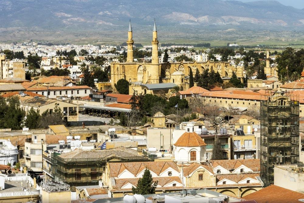 Nicosia, Ciprus fővárosa