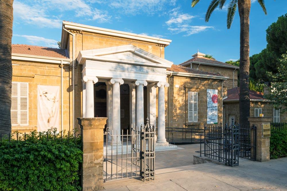 Nicosia látnivalói, a Ciprus Múzeum (Régészeti Múzeum)
