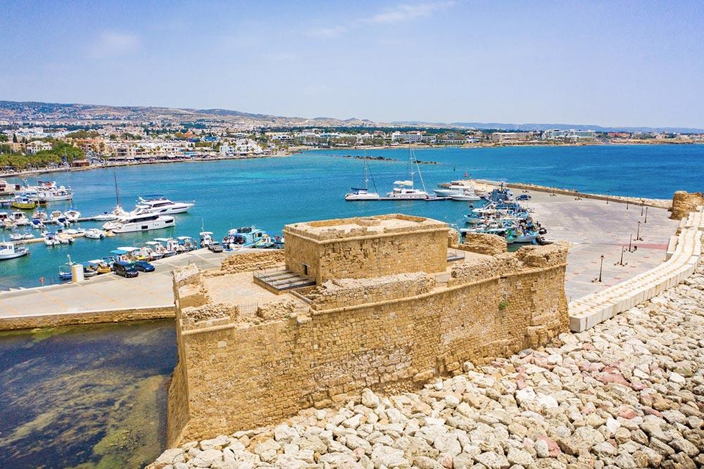 Információk Ciprus nyugati részéről, Páfosz környékéről